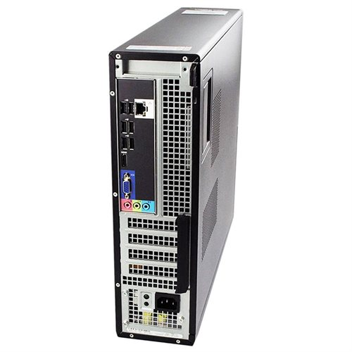 Dell OptiPlex 390 INTEL Core i5 3100 MHz 1 Terabyte 8192mb DVD ROM Windows  7 Professional 64 Bit Desktop Computer