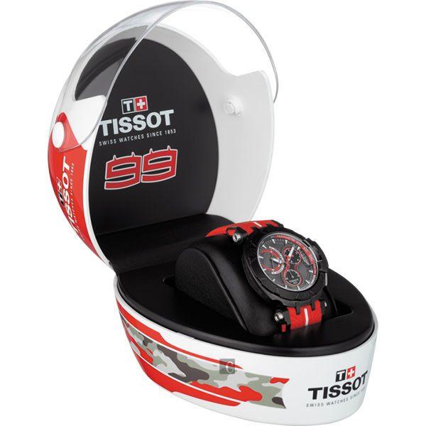 全球限量2017只 TISSOT 天梭 T-RACE系列JORGE LORENZO 2017限量版賽車錶 T0924173706102 7