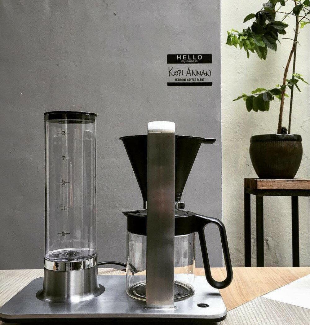 《贈Svart冠軍濾杯》【挪威Wilfa】Svart 北歐滴漏式咖啡機 6