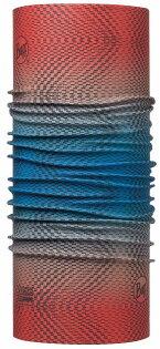 ├登山樂┤西班牙BUFFCOOLMAX抗UV頭巾-藍黃果醬#BF113620-555