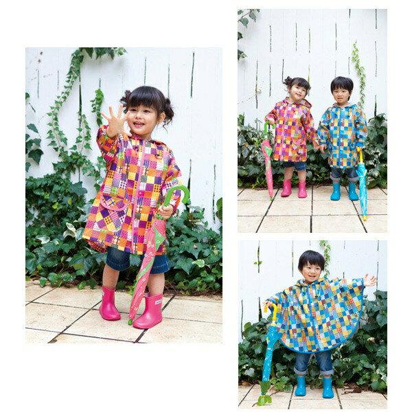 日本製stample兒童雨鞋 / 兒童界下雨時穿的潮鞋 / 13-19cm / 附鞋墊 / stample75005。共8色-日本必買 日本樂天代購(2484*0.8) 3