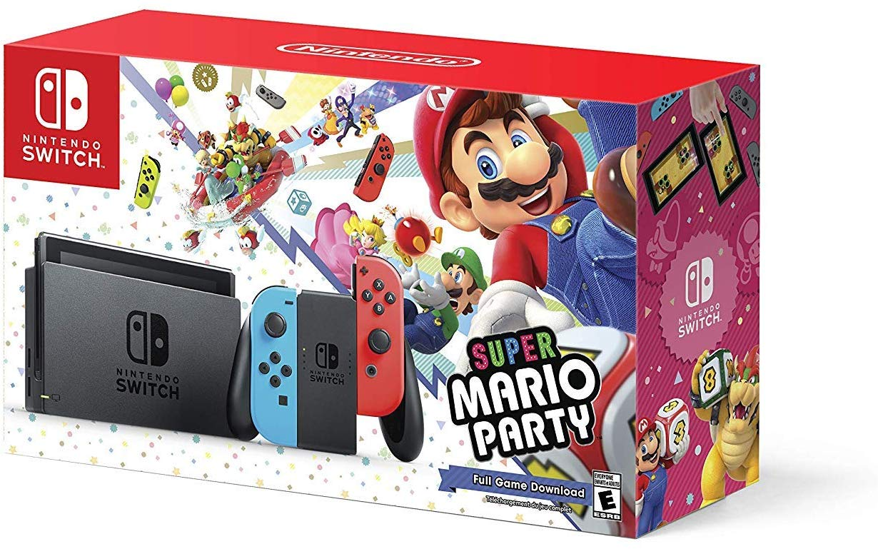 Good Guys Electronics Nintendo Switch W Super Mario Party Full