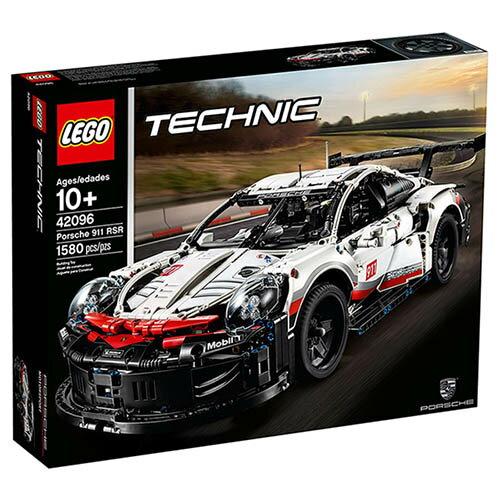 樂高LEGO 42096 Technic 科技系列 - Porsche 911 RSR - 限時優惠好康折扣