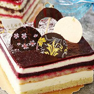 小野小町-黑莓起司白巧克力蛋糕6吋 1