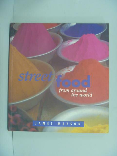 ~書寶 書T9/餐飲_WEA~Street Food from Around the Wo
