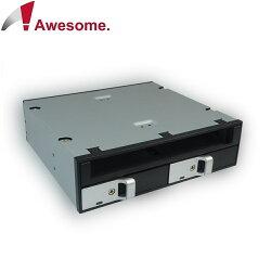【迪特軍3C】Awesome雙槽2.5硬碟含光碟機模組-AWD-MR361