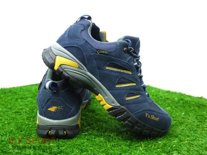 【H.Y SPORT 】玉山(YuShan)GORE-TEX 短筒防水健步鞋 / 輕量健步鞋 / 登山鞋 男女款 戶外鞋 D18(非環保材質鞋底) 3