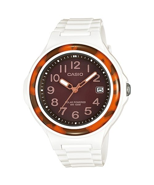 CASIO G-SHOCK LX-S700H-5BVDF經典指針腕錶/咖啡面41mm