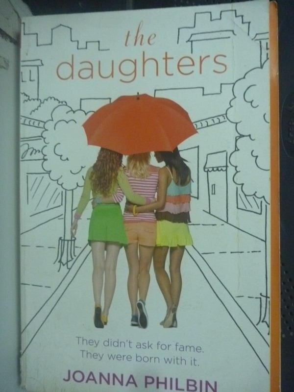 ~書寶 書T2/原文小說_LMN~The Daughters_Joanna Philbin