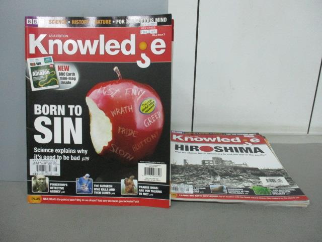 ~書寶 書T1/雜誌期刊_JLS~Knowledge_Vol.2Issue3~6期間_共4