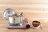 [超值組合]日本岩谷IWATANI卡式爐TS-1櫻花粉+韓國五層複合金不繡鋼鍋【送安控瓦斯罐x3】 1