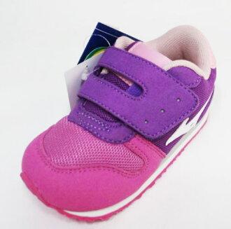 MIZUNO美津濃 童鞋 促進發育鞋墊 學步鞋 TINY RUNNER K1GD173202(粉)[陽光樂活]