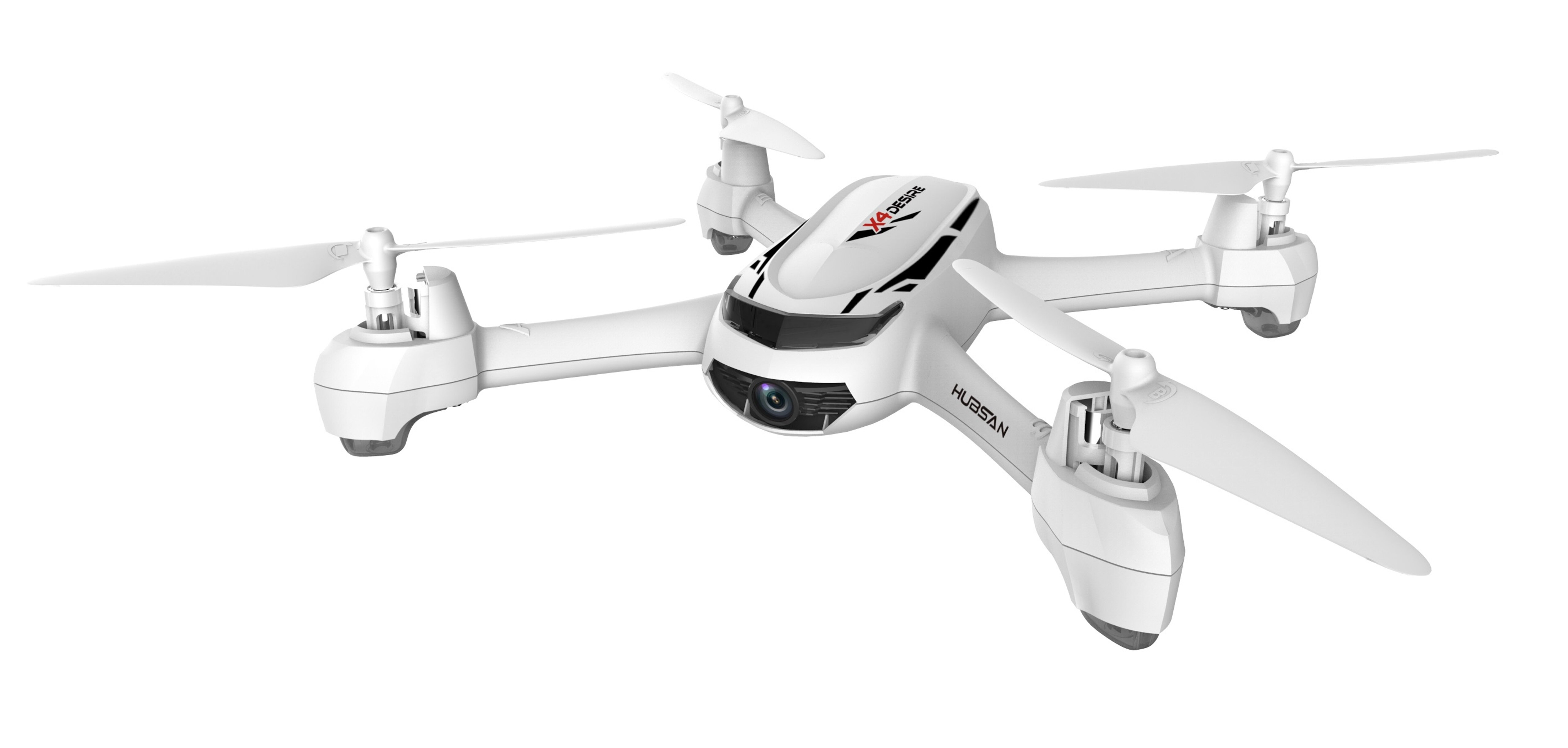 Hubsan X4 H502S FPV Real-time 5.8G GPS RC Quadcopter w/720P Camera Drone White 1