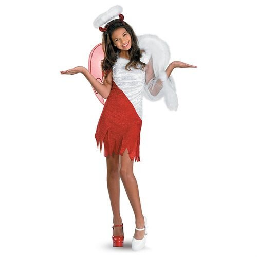 Heavenly Devil Teen Halloween Costume