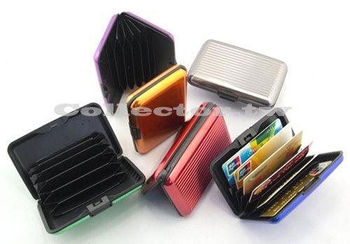 【G13071801】鋁製卡片夾 信用卡包 銀行卡包 商務人士推薦必備