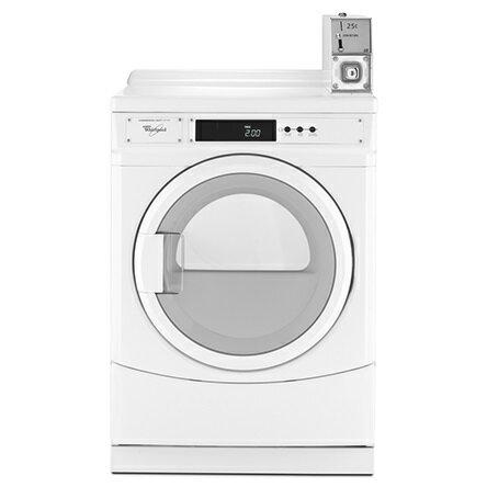 Whirlpool 惠而浦 CED8990XW 商用投幣式滾筒乾衣機(12KG) ~美國原裝進口~【零利率】※熱線07-7428010