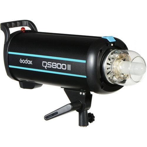 神牛 Godox Quicker QS800II 閃客 閃光燈 公司貨 高速回電 攝影燈 棚燈 持續燈 內建 X1
