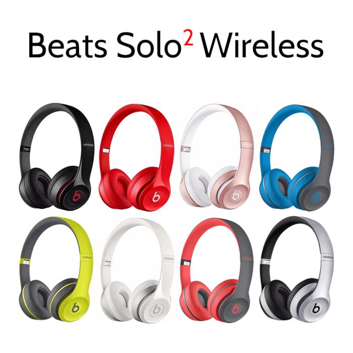 5e10a1100e6 OEM Beats by Dr. Dre Solo 2 Wireless On-Ear Bluetooth Headphones Solo2 0