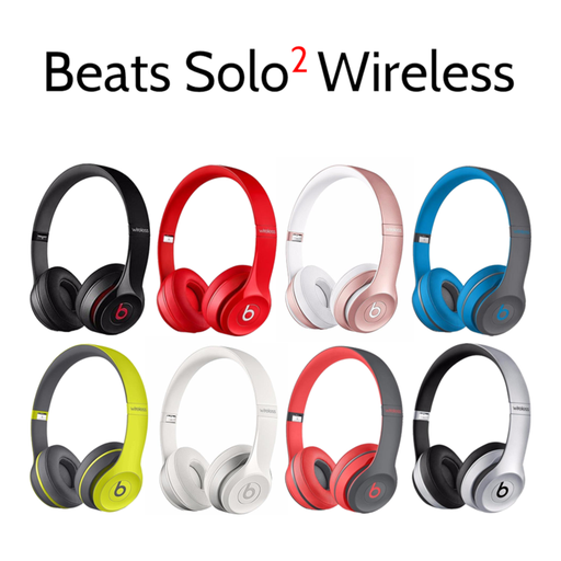 5638ec52411 UPC 848447021222 product image for Beats by Dr. Dre Solo2 Wireless  Headphones - Red ...