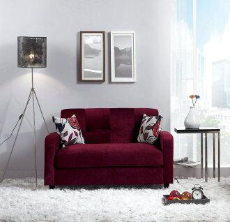 【尚品傢俱】CM-226-3 都克二人位沙發椅(附抱枕2個)