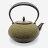 日本 本場南部鐵器-【佐藤勝久 平丸型 霰 1.5L】鐵壺 鉄瓶 煮水 泡茶 只有1個 3