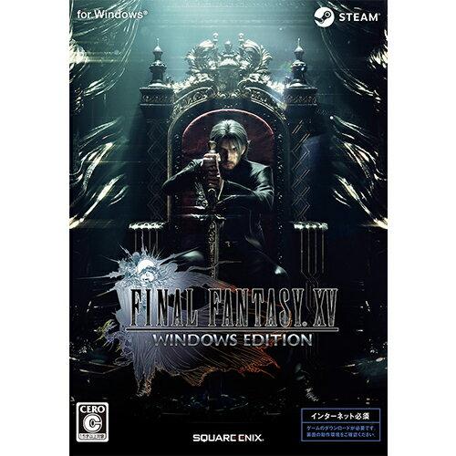 FinalFantasyXVWindowsEdition《PC中英文版》【三井3C】