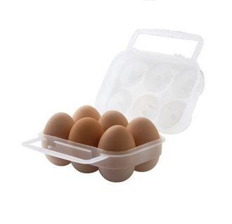 LOGOS  | 蛋盒 6粒裝 | 秀山莊 LG84701000