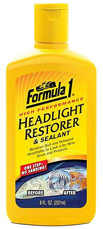 『油夠便宜』Formula 1 Headlight Restorer 大燈燈殼修護劑