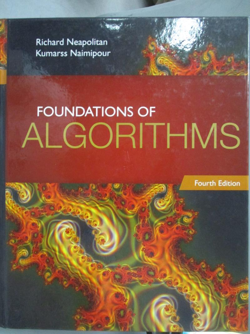 ~書寶 書T1/大學理工醫_ZHG~Foundations of Algorithms 4