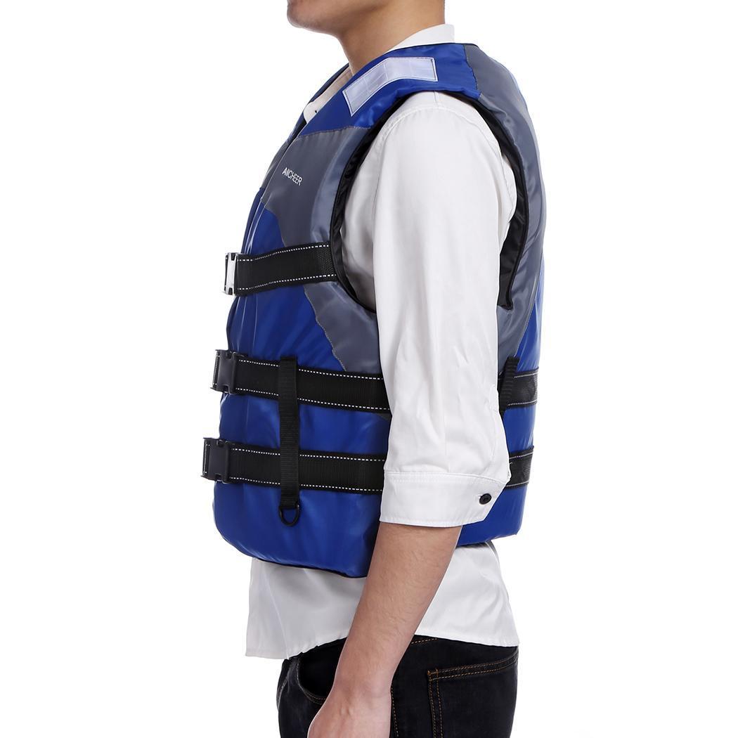 Adult Boating Vest Life Jacket 5