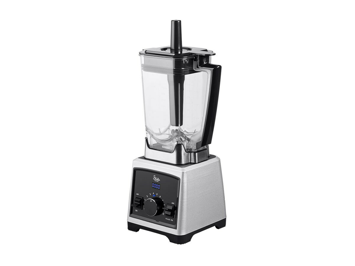 Monoprice Pro High Powered Blender With 6 Stainless Steel Blades, 2 Liter Capacity, 1450 Watts, 25000 rpm Motor, BPA Free And Dishwasher Safe From Strata Home Collection 0