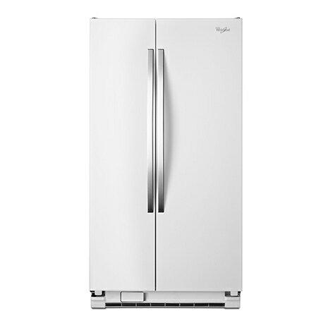 Whirlpool 惠而浦 WRS322FNAH (白色) 極智對開門系列冰箱 (640L)【零利率】※熱線07-7428010