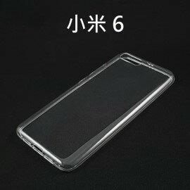 超薄透明軟殼[透明]小米6(5.15吋)