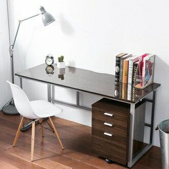 尚時時尚:堅固高耐重180公分加長型書桌辦公桌電腦桌台灣製品SUNSEA尚時(G5CT020DB)
