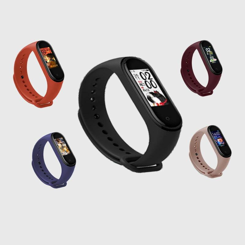 小米手環4 小米4 AMOLED 全彩螢幕 手環4 計步 心率 睡眠 (贈送腕帶+保護貼) GM數位生活館 1