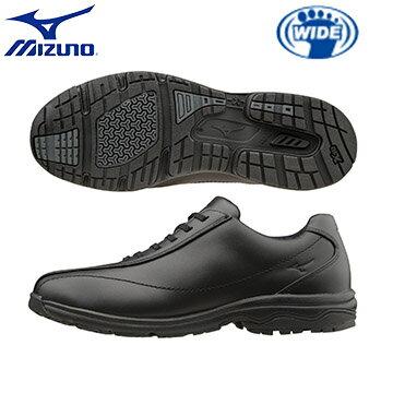 B1GC161709(黑) WAVE LD40 IV 第4代日本大人氣寬楦健走鞋【美津濃MIZUNO】