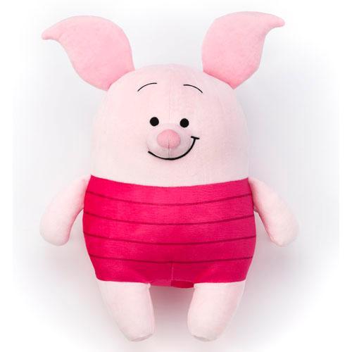 日本代購預購 迪士尼 小熊維尼 好友小豬 mocchi-mocchi M號 娃娃玩偶抱枕 794-066