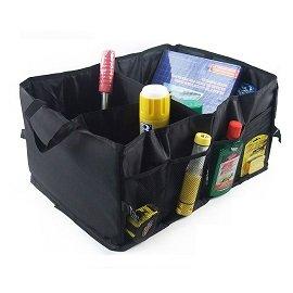 600D牛津布防水收納整理箱 / 汽車置物箱 / 工具箱 / 大容量 可折疊 / C046