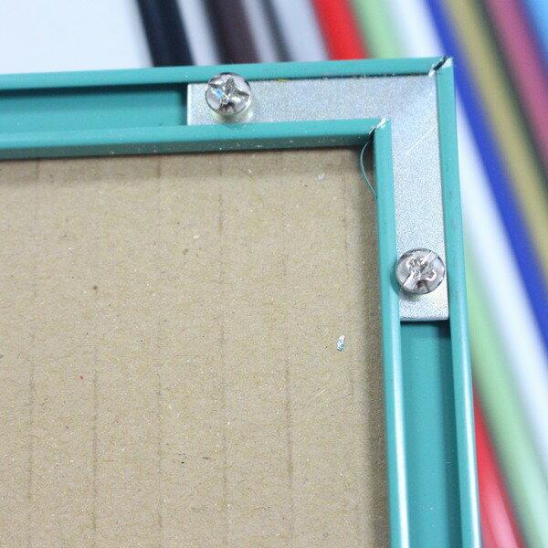 300片鋁框 300片拼圖框 26cm x 38cm(鋁框) / 一個入 { 特180 } ~相框 圖框 海報框 證書框~台灣製 5