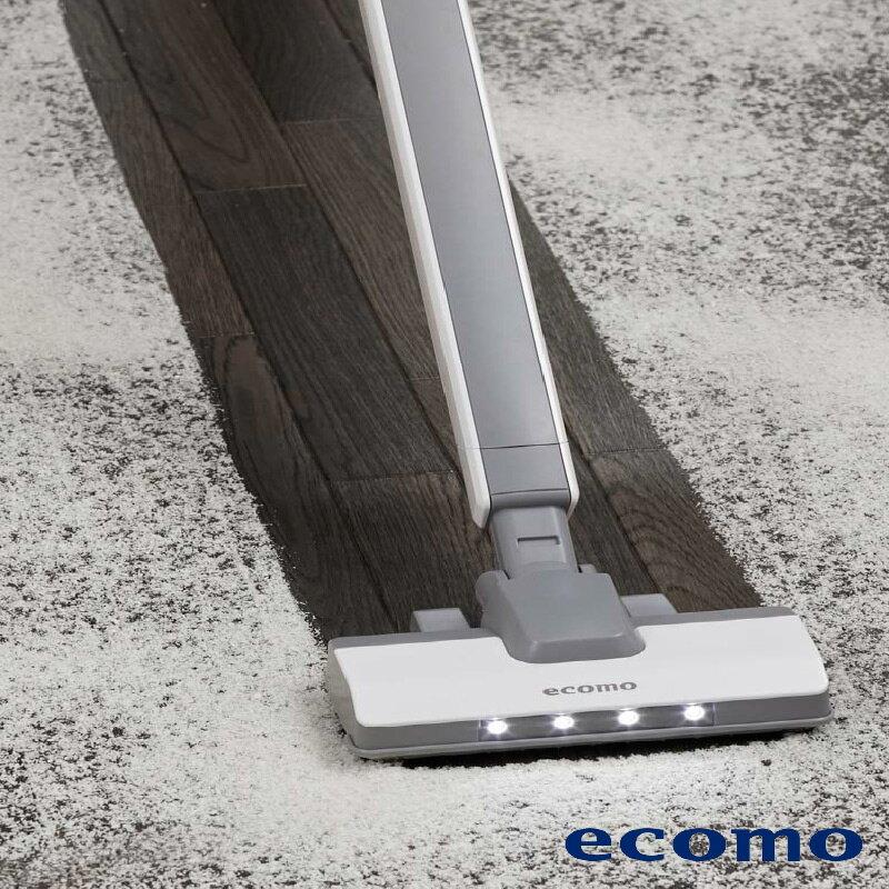 【領券現折+點數回饋539元】【日本 ecomo】 (AIM-SC200 ) 無線吸塵器 輕量 強力 直立式 3