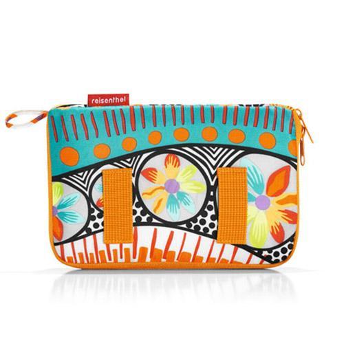 德國品牌-時尚可摺疊收納後背包-橘色繽紛 1