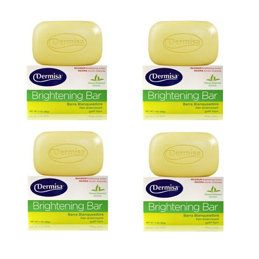 <br/><br/>  美國 Dermisa 淡斑嫩白皂 85G/個 4入組◆德瑞健康家◆【C12184】<br/><br/>