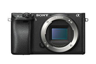 SONY 單眼相機 A6300 單機身(公司貨) ILCE-6300 ★贈電池(共2顆)+32G高速卡+座充+吹球清潔組+保護貼