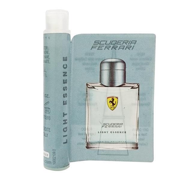 Ferrari 法拉利 氫元素男性淡香水 1.2ml 針管【A003692】《Belle倍莉小舖》