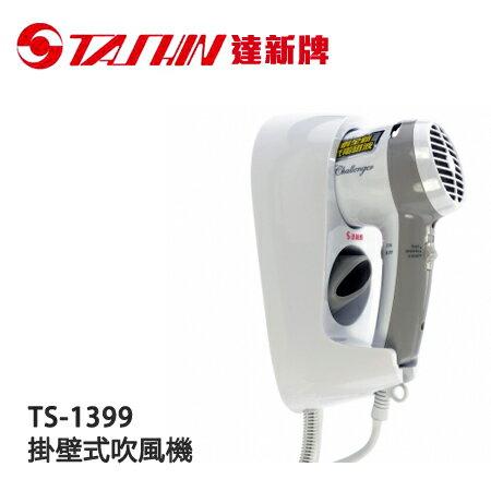 TASHIN達新牌 TS-1399 掛壁式吹風機