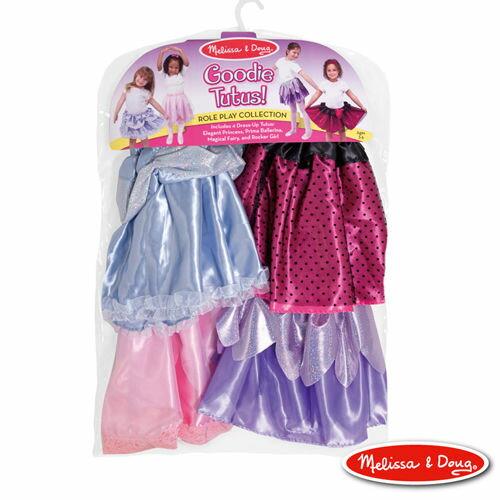 【免運費】《 萬聖節服裝 》美國 Melissa & Doug- 角色服裝 - 女孩蓬蓬裙組