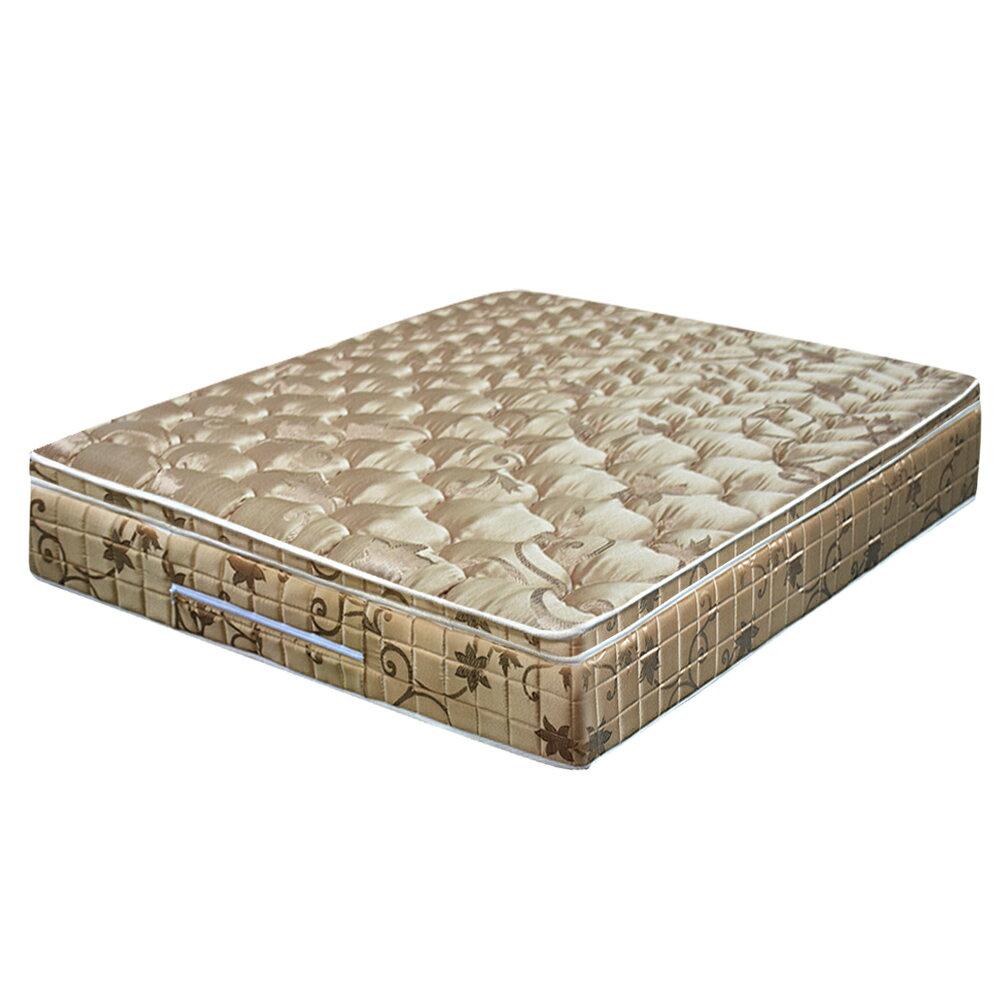 完美2.5cm天然乳膠三線強化側邊獨立筒床墊-單大3.5尺 / ASSARI 1