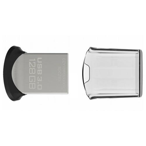 SanDisk 128GB 128G Cruzer Ultra Fit 150MB/s  USB 3.0  CZ43 SDCZ43-128G Flash Pen Drive + Lanyard 1