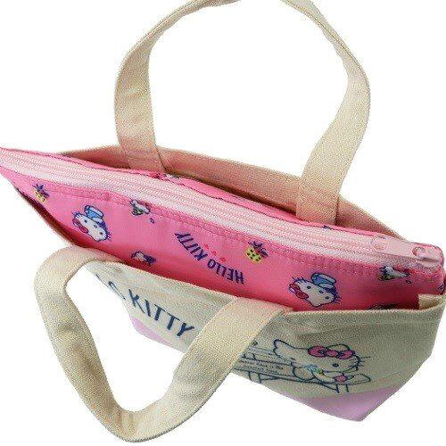 保冷雙層提袋 三麗鷗 Kitty 哆啦A夢 史努比 角落生物 保冷提袋 日本進口正版授權