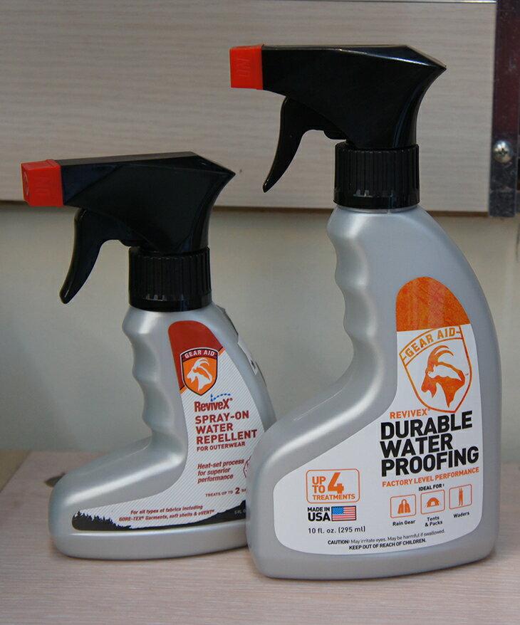 McNETT 防潑水噴劑/ Gore-Tex...等防水透氣材質專用/Gear AID/產地:美國